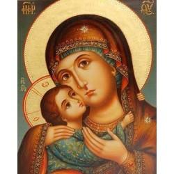 Картина по номера - МАЙКАТА НА БОЖИЯ СИН