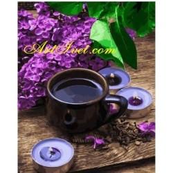 Картина по номера - Кафе за размисъл