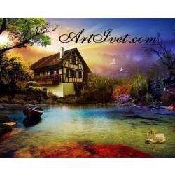 Картина по номера - Къщата на моя дядо