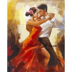 Картина по номера -Във вихъра на танца