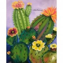 Картина по номера - Мексикански букет