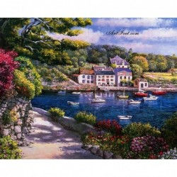 Картина по номера - Море