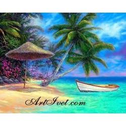 Картина по номера - Доминиканско лято