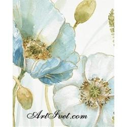 Картина по номера - Синьо лято 1