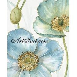 Картина по номера - Синьо лято 2