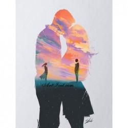 Картина по номера - Нашия свят - аз и ти