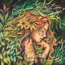 Картина по номера -Сънят на самодивата