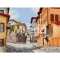 Гоблен  със схема- Старият Пловдив 1:1  ARIADNA