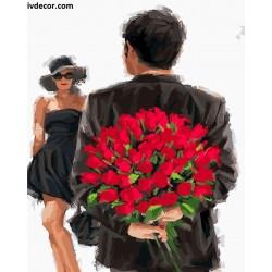 Картина по номера - Романтична изненада