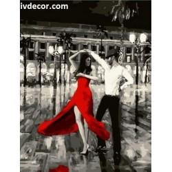 Картина по номера - Танц за...