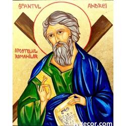 Рисуване по номера - Св. Андрей