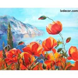 Рисуване по номера - Черно море
