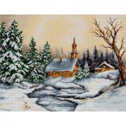 Гоблен - Зимен пейзаж ARIADNA
