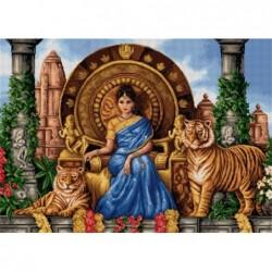 Гоблен - Индийска принцеса DMC
