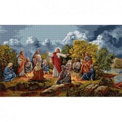 Гоблен - Исус и апостолите DMC