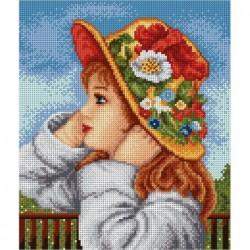 Момиче с шапка ARIADNA